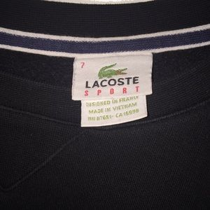 Lacoste Shirts - Lacoste sweater ,